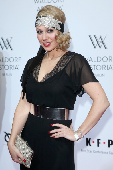 Scalloped - Pattern「Waldorf Astoria Berlin Grand Opening」:写真・画像(11)[壁紙.com]