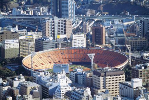 Yokohama「Baseball Stadium」:スマホ壁紙(7)