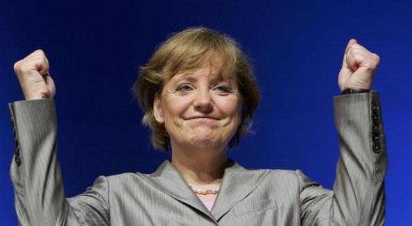 Close-up「CDU Lower Saxony Party Congress」:写真・画像(11)[壁紙.com]