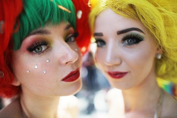 Bestpix「Los Angeles Pride Parade Winds Through West Hollywood」:写真・画像(1)[壁紙.com]