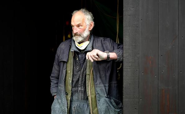 Fisherman「A Portrait Of The Cornish Shellfish Industry」:写真・画像(17)[壁紙.com]