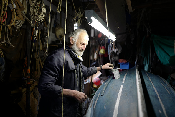 Fisherman「A Portrait Of The Cornish Shellfish Industry」:写真・画像(15)[壁紙.com]
