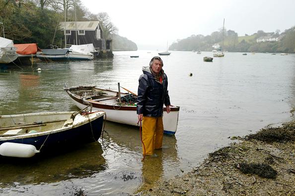 Fisherman「A Portrait Of The Cornish Shellfish Industry」:写真・画像(16)[壁紙.com]