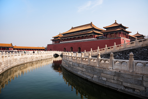 UNESCO「Beijing Forbidden City」:スマホ壁紙(2)