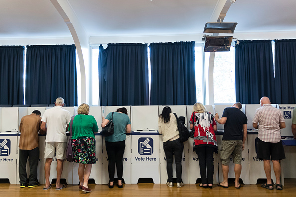 オーストラリア「New South Wales Residents Head To Polls In State Election」:写真・画像(7)[壁紙.com]