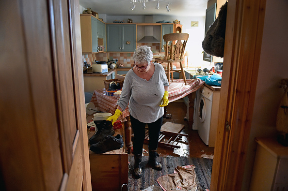 Belongings「Cumbria Counts The Cost Of Flood Damage As The Water Begins To Recede」:写真・画像(9)[壁紙.com]