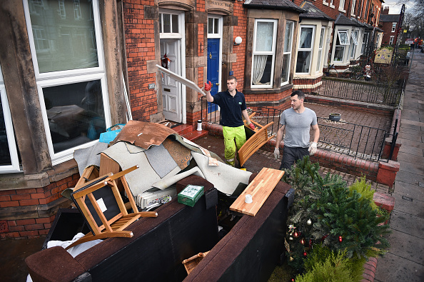 Belongings「Cumbria Counts The Cost Of Flood Damage As The Water Begins To Recede」:写真・画像(10)[壁紙.com]