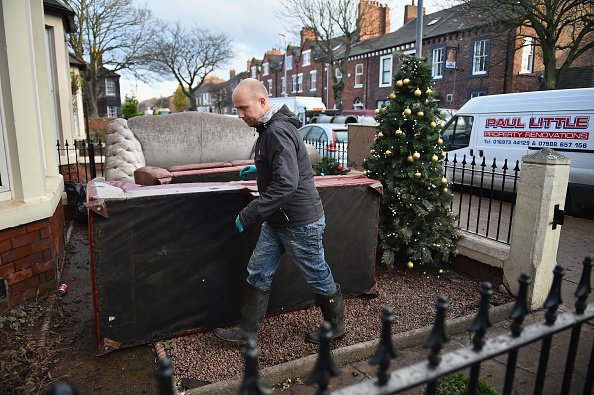 Belongings「Cumbria Counts The Cost Of Flood Damage As The Water Begins To Recede」:写真・画像(12)[壁紙.com]