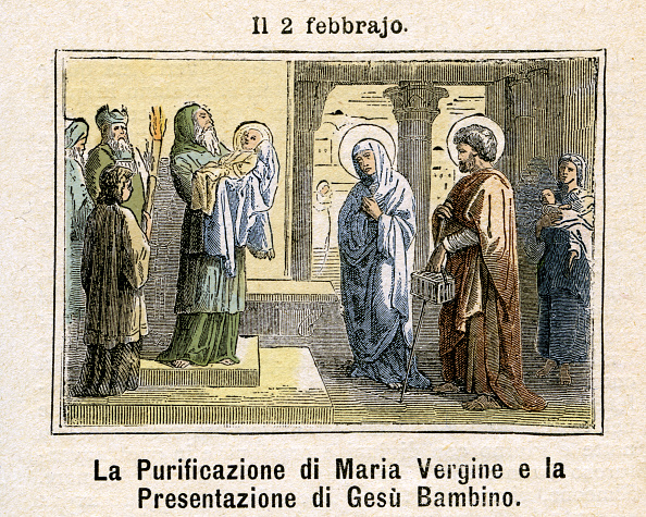 Jesus Christ「FEBRUARY 02 - PURIFICATION」:写真・画像(8)[壁紙.com]