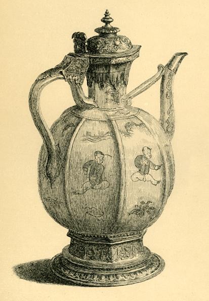 Teapot「Porcelain Pot」:写真・画像(9)[壁紙.com]
