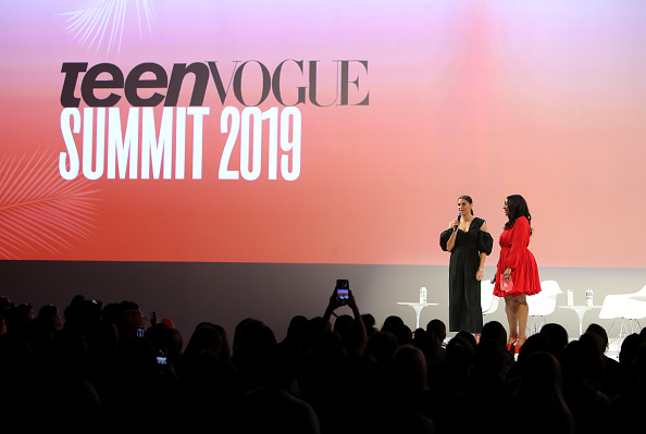 Women's Soccer「The Teen Vogue Summit 2019: On-Stage Conversations And Atmosphere」:写真・画像(13)[壁紙.com]