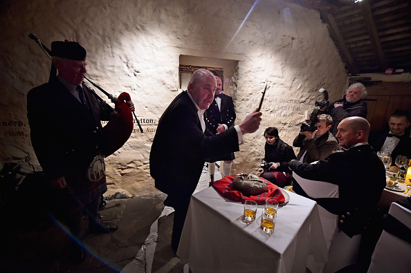 Cottage「Burns Supper Is Held At The Poet's Cottage And Birthplace」:写真・画像(18)[壁紙.com]