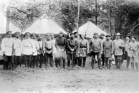 Nicholas Hunt「Family of Tsar Nicholas II of Russia」:写真・画像(9)[壁紙.com]