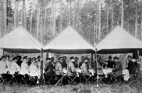 Nicholas Hunt「Family of Tsar Nicholas II of Russia」:写真・画像(4)[壁紙.com]