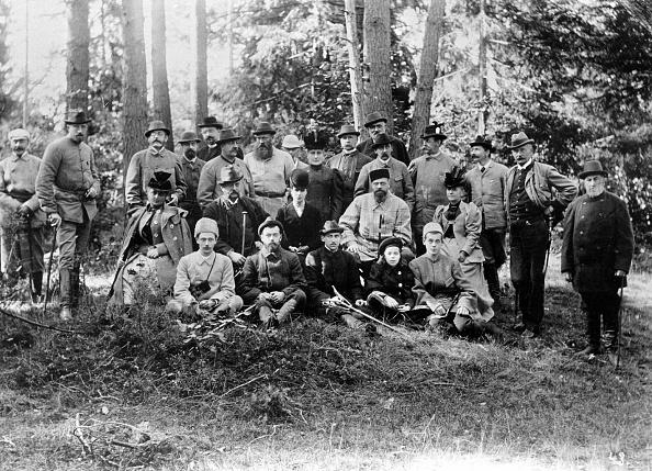 Nicholas Hunt「Family of Tsar Nicholas II of Russia」:写真・画像(10)[壁紙.com]