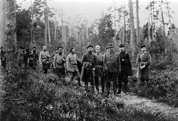 Nicholas Hunt「Family of Tsar Nicholas II of Russia」:写真・画像(12)[壁紙.com]
