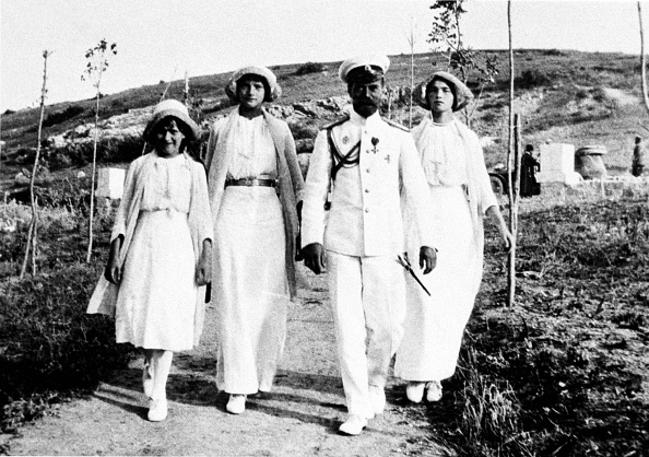 Family「Family of Tsar Nicholas II of Russia」:写真・画像(11)[壁紙.com]