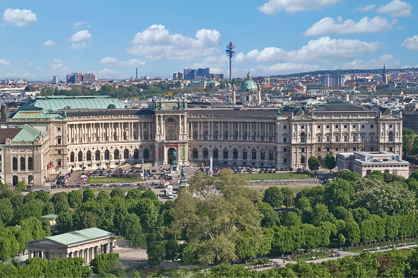 Cityscape「Cityscape With Hofburg」:写真・画像(6)[壁紙.com]