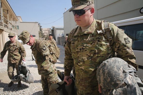 Daniel Gi「Wounded Soldiers Visit Afghanistan with Operation Proper Exit」:写真・画像(16)[壁紙.com]