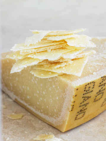 Hard Cheese「Cheese with thin slices, close-up」:スマホ壁紙(9)