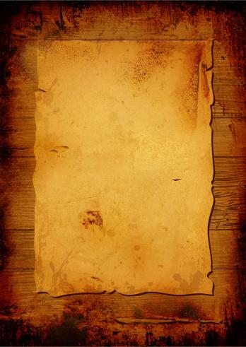 Manuscript「Aged parchment」:スマホ壁紙(5)