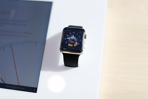 Apple Watch「Apple Previews Its New Watch, As Company Begins To Take Pre-Orders」:写真・画像(9)[壁紙.com]