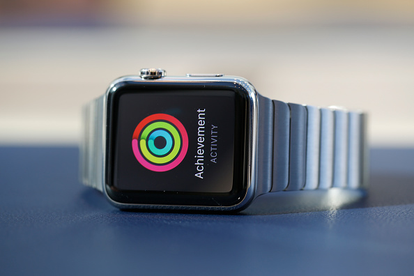 Apple Watch「Apple Previews Its New Watch, As Company Begins To Take Pre-Orders」:写真・画像(16)[壁紙.com]