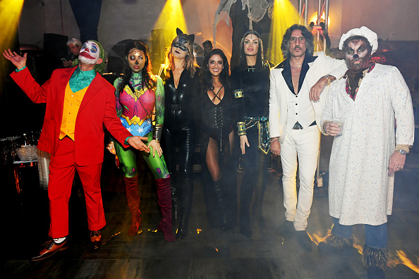 Jamie McCarthy「Heidi Klum's 20th Annual Halloween Party Presented By Amazon Prime Video And SVEDKA Vodka At Cathédrale New York - Inside」:写真・画像(11)[壁紙.com]
