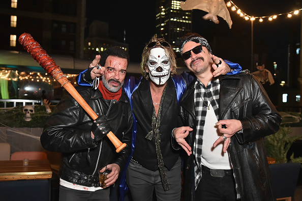 Jamie McCarthy「Heidi Klum's 18th Annual Halloween Party presented by Party City and SVEDKA Vodka at Magic Hour Rooftop Bar & Lounge at Moxy Times Square - Inside」:写真・画像(15)[壁紙.com]