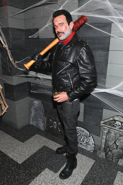 Jamie McCarthy「Heidi Klum's 18th Annual Halloween Party sponsored by Party City and SVEDKA Vodka at Magic Hour at Moxy Times Square」:写真・画像(9)[壁紙.com]