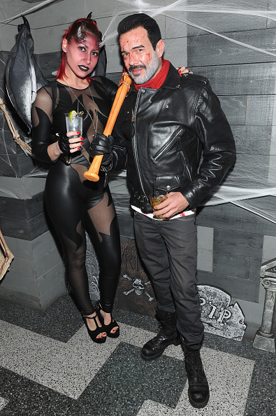 Jamie McCarthy「Heidi Klum's 18th Annual Halloween Party sponsored by Party City and SVEDKA Vodka at Magic Hour at Moxy Times Square」:写真・画像(10)[壁紙.com]