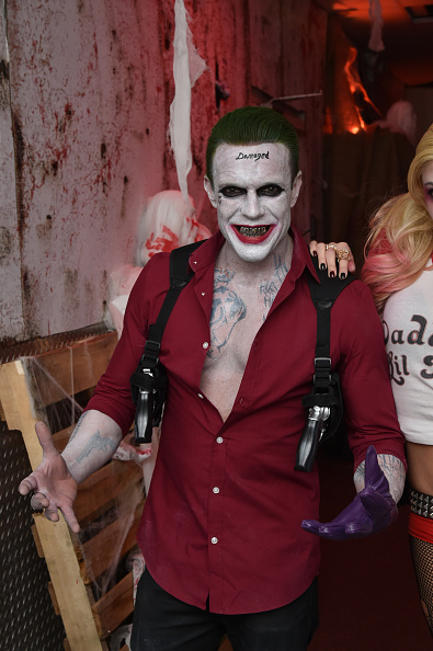 Jamie McCarthy「Heidi Klum's 16th Annual Halloween Party sponsored by GSN's Hellevator And SVEDKA Vodka At LAVO New York - Inside」:写真・画像(8)[壁紙.com]