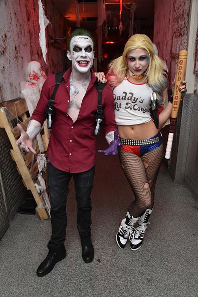 Jamie McCarthy「Heidi Klum's 16th Annual Halloween Party sponsored by GSN's Hellevator And SVEDKA Vodka At LAVO New York - Inside」:写真・画像(18)[壁紙.com]