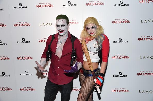 Jamie McCarthy「Heidi Klum's 16th Annual Halloween Party sponsored by GSN's Hellevator And SVEDKA Vodka At LAVO New York - Arrivals」:写真・画像(3)[壁紙.com]