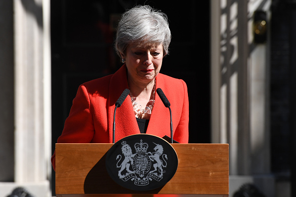 Prime Minister「British Prime Minister Announces The  Details Of Her Resignation」:写真・画像(3)[壁紙.com]