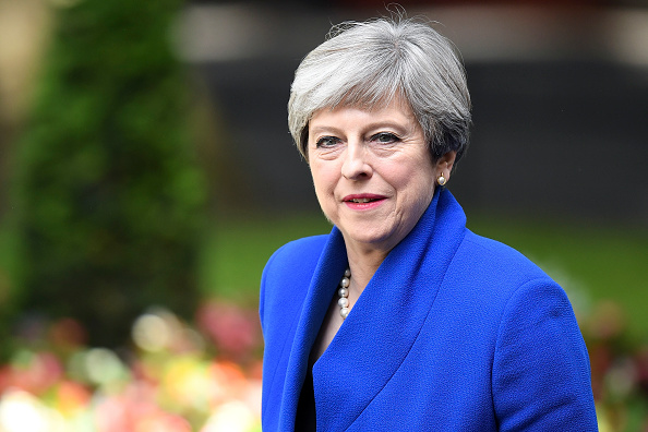 Prime Minister「Theresa May Seeks Queen's Permission To Form A UK Government」:写真・画像(7)[壁紙.com]
