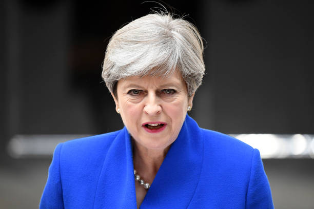 Theresa May Seeks Queen's Permission To Form A UK Government:ニュース(壁紙.com)