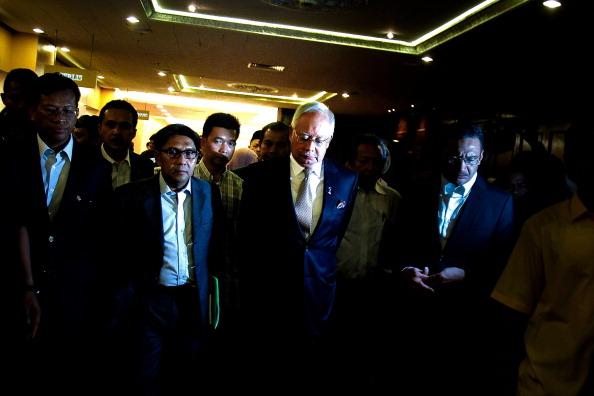Mohammad Najib Tun Razak「Malaysian Prime Minister Announces Flight MH370 Crashed Into Southern Indian Ocean」:写真・画像(12)[壁紙.com]