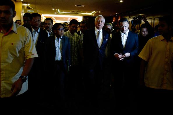 Mohammad Najib Tun Razak「Malaysian Prime Minister Announces Flight MH370 Crashed Into Southern Indian Ocean」:写真・画像(13)[壁紙.com]