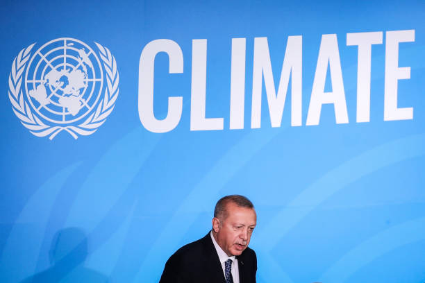 World Leaders Gather For United Nations Climate Summit:ニュース(壁紙.com)
