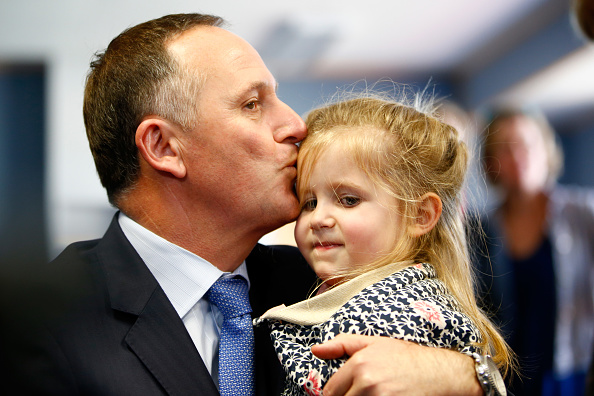 Phil Walter「Prime Minister John Key Announces Funding For Primary Schools In Auckland」:写真・画像(3)[壁紙.com]
