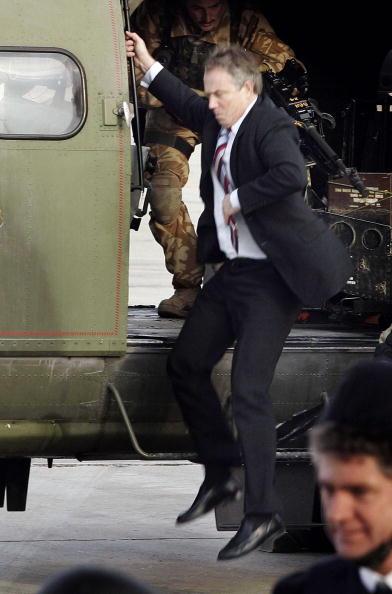 Baghdad「Tony Blair Meets With Iraqi Political Leaders」:写真・画像(7)[壁紙.com]