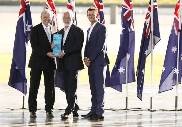 Adam Gilchrist「Australian Of The Year Awards Ceremony & Concert」:写真・画像(6)[壁紙.com]