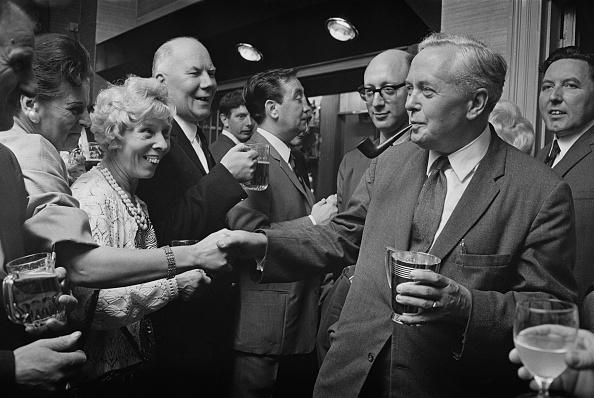 Politician「Harold Wilson」:写真・画像(2)[壁紙.com]