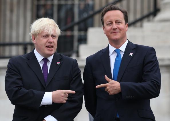 Boris Johnson「A Celebratory Cauldron Is Lit In Trafalgar Square Ahead Of The Paralympic Games」:写真・画像(1)[壁紙.com]