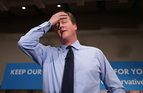Politician「David Cameron Makes Campaign Speech In London」:写真・画像(10)[壁紙.com]