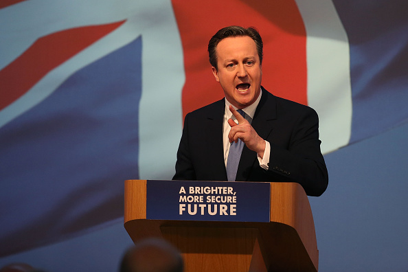 Politics and Government「Conservative Party Launch Their Election Manifesto」:写真・画像(9)[壁紙.com]