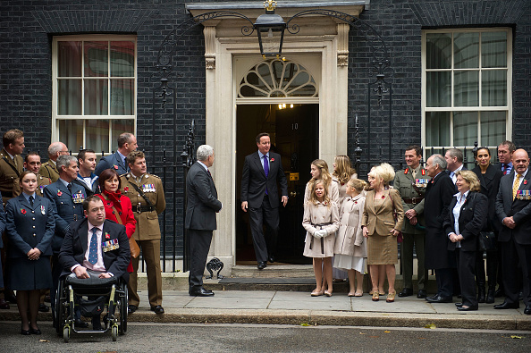 David M「London Poppy Day To Aim To Raise More Than £1mIllion In One Day」:写真・画像(2)[壁紙.com]