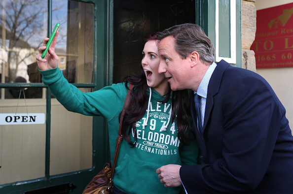 Photography Themes「Conservatives Campaign In The Third Week Of The General Election」:写真・画像(5)[壁紙.com]