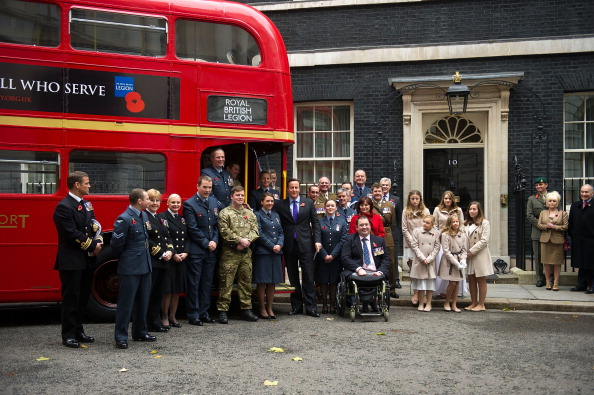 David M「London Poppy Day To Aim To Raise More Than £1mIllion In One Day」:写真・画像(3)[壁紙.com]